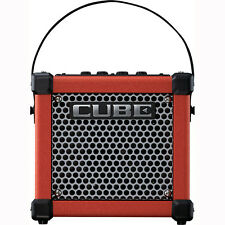 """Roland Micro Cube GXR 3W 1 x 5"""" Battery-Powered DSP Effects Guitar Combo Amp Red"""