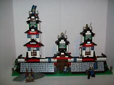 Lego 6093 FLYING NINJA FORTRESS Castle w/Instructions
