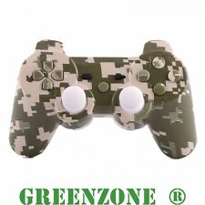 Custom PS3 Controller Hydro Dipped Urban Camo Shell Mod Kit + Matching Buttons