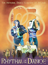 THE NATIONAL DANCE COMPANY OF IRELAND DVD RHYTHM OF THE DANCE BRAND NEW SEALED