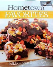 Hometown Favorites: Delicious Down-Home Recipes! Vol. 5 by Better Homes & Garden