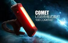 165. RAYPAL COMET USB Rechargeable Bicycle Tail Light 100 Lumen