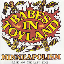 Babes In Toyland CD Minneapolism - Live At First Avenue November 25, 2000