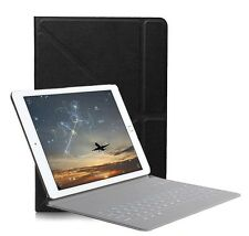 Unversal Bluetooth Wireless Keyboard PU Case for iPad/Android/Windows Tablets 8""