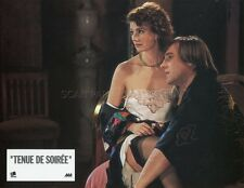 GERARD DEPARDIEU MIOU-MIOU TENUE DE SOIREE 1986 PHOTO D'EXPLOITATION #1