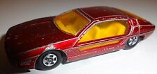 Vintage Original Matchbox Lesney Superfast No 20 Red Lamborghini Marzal