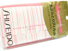 Shiseido Japan Sweat & Oil Blotting Film Paper (70 sheets) - High Quality