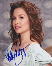LEA SALONGA Signed Photo w/ Hologram COA