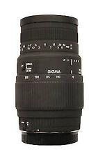 Sigma 70-300mm F/4.0-5.6 DG Lens For Canon AF