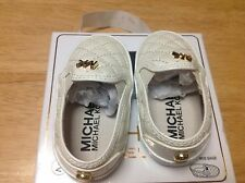 Michael Kors Baby Girl Shoes Size 2 New