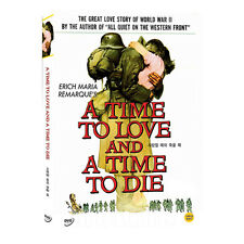A Time To Love And A Time To Die (1958) DVD - Douglas Sirk (*Sealed *All Region)