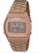 Casio Quartz Digital Display Stainless Steel Strap Water Resistant Watch NEW