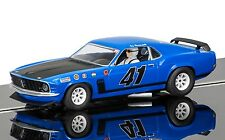 C3613 Scalextric Slot Car Ford Mustang Boss 302 - 1969 ed hinchliff BRAND NEW
