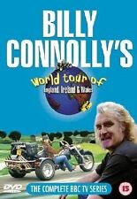 Billy Connollys World Tour of England, Ireland / 2 DVD NEW