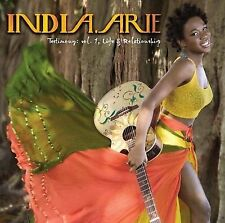 * INDIA ARIE - Testimony, Vol. 1: Life & Relationship