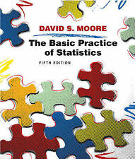 The Basic Practice of Statistics, Moore, David S., New Book
