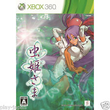 Used XBOX 360 Mushihimesama Japan import