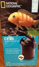 national geographic aquarium canister filter CF30