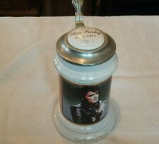 CUI  ELVIS PRESLEY 1968 COMEBACK SPECIAL  STILL THE KING Series Numbered Stein