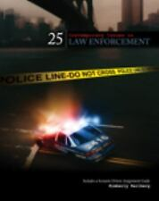 25 Contemporary Issues in Law Enforcement: Includes a Scenario Driven Assignment