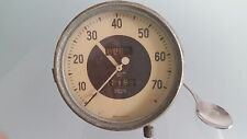 ANTIQUE MORRIS SPEEDO. GREAT PAPERWEIGHT OR USE IT.   LOOKS COOL !