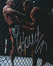Wanderlei SILVA Signed 10x8 Autograph Photo AFTAL COA MMA UFC Champion Fighter