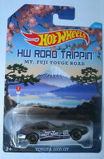 Hot Wheels 1:64 Road Trippin - Toyota 2000 GT. Brand new