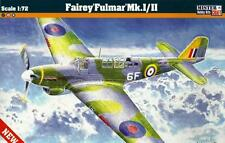 FAIREY FULMAR Mk.I/II (ROYAL NAVY & FRENCH/VICHY MARKINGS) 1/72 MISTERCRAFT