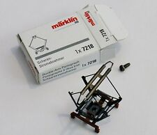 Marklin HO 7218 Double Arm Pantograph for Many Märklin Electric Locomotives, NIB