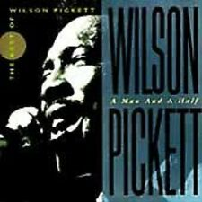 """WILSON PICKETT~A Man and a Half: """"SEALED""""*~DOULBE-THICK CASING*~ """" 2 CD SET"""
