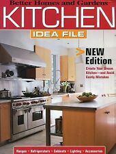 Kitchen Idea File 17 by Better Homes and Gardens Books Staff - Dream Kitchens