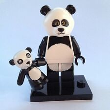 Genuine Lego 71004 The Movie Series Minifigure no. 15 Panda Guy