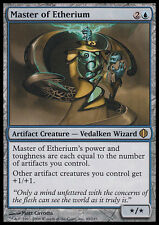 MTG MASTER OF ETHERIUM FOIL EXC - MAESTRO DI ETERIUM - ALA - MAGIC