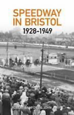 Bristol Speedway in 1928-1949 by John Jarvis, Robert Bamford (Paperback, 2006)