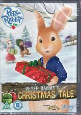 Peter Rabbit's Christmas Tale  - DVD - Brand New & Sealed plus free poster