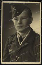 Foto-AK-Portrait-Fallschirm-Panzer-Division-1.-HG-Luftwaffe-Endkampf-1944-1945
