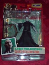 HARRY POTTER AND THE DEATHLY HALLOWS -  LORD VOLDEMORT AND SNAKE WAVE 2 NEW RARE