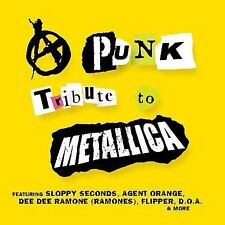 A Punk Tribute to Metallica by Various Artists (CD, Jan-2001, Cleopatra)