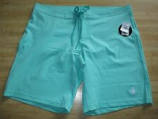 NEW BODY GLOVE S BIKINI SWIMSUIT Cover Up Shorts Boardshorts $35 Lagoon Green