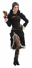 Lo Steampunk RENEGADE Women's Fancy Dress Party Costume