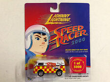 Johnny Lightning Speed Racer 2000 Team Racer X '60s VW Volkswagen Van Bus MOC