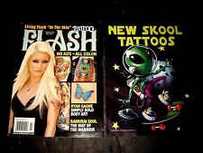 Tattoo Flash / Tattoo Magazine, May 2010, Number  # 101 plus supplement