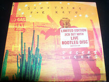 Something For Kate Desert Light Limited 2 CD Edition With Live Disc