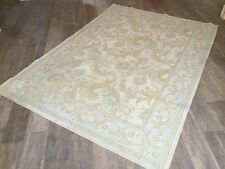Extra Large Laura Ashley Baroque Duck Egg Blue green Rug 232 X 165