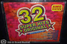 MC 32 SUPER HITS ORIGINAL (1998) Doppia Musicassetta