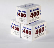 Kentmere Black and White Film 135-36 ISO 400 3 PACK