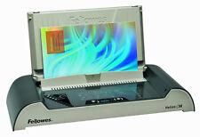 Thermobindegerät Fellowes Helios 30, Bindegerät für Thermobindemappen bis 30 mm