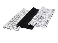Ikea Historisk Gift Wrap, Wrapping Paper, Black/white, 3 Pack