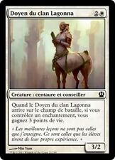 MTG Magic THS - (4x) Lagonna-Band Elder/Doyen du clan Lagonna, French/VF