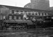 8x10 Print Locomotive CNR 6167 in Guelph, Ontario #1
